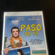 Cine: PASO DE TI ** KRISTEN BELL, JASON SEGEL, BILL HADER, PAUL RUDD **. Lote 52473683