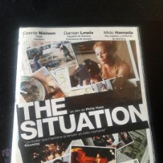 Cine: THE SITUATION **DE PHILIP HASS CON CONNIE NIELSEN, DAMIAN LEWIS **DESCATALOGADA. Lote 52474481
