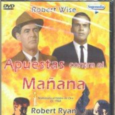 Cine: APUESTAS CONTRA EL MAÑANA DVD (R. WISE) UNA BANDA DE ATRACADORES CUYO MAYOR RIESGO ERA ELLOS MISMOS. Lote 194356298