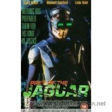 Cine - LA VENGANZA DEL JAGUAR DVD - 52575681