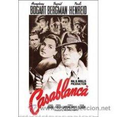 Cine: CASABLANCA DVD . Lote 52575705