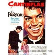 EL PADRECITO CANTINFLAS DVD