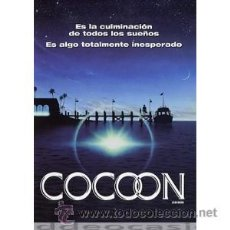 Cine: COCOON DVD. Lote 52575712