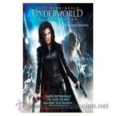 Cine: UNDERWORLD EL DESPERTAR DVD . Lote 52575947