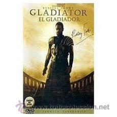 Cine: GLADIATOR DVD . Lote 52576075