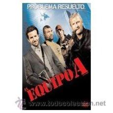 Cine: EL EQUIPO A DVD . Lote 52576489