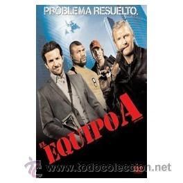 EL EQUIPO A DVD (Cine - Películas - DVD)