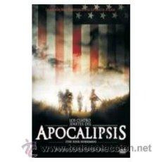 Cine: LOS CUATRO JINETES DEL APOCALIPSIS DVD . Lote 52576643