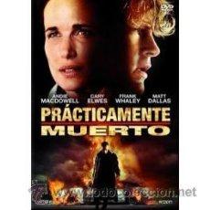 Cine: PRACTICAMENTE MUERTO DVD . Lote 52576721