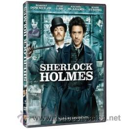 SHERLOCK HOLMES DVD (Cine - Películas - DVD)