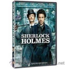 Cine: SHERLOCK HOLMES DVD . Lote 52576769