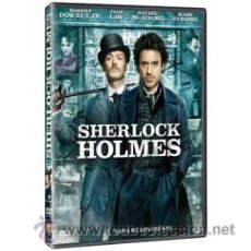 Cine: SHERLOCK HOLMES DVD . Lote 52576770