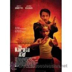Cine: THE KARATE KID DVD . Lote 52576819