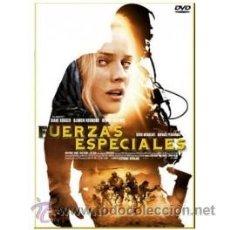 Cine: FUERZAS ESPECIALES DVD . Lote 84630299