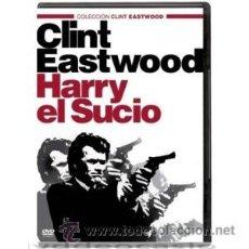 Cine: HARRY EL SUCIO DVD . Lote 52577101