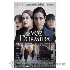 Cine: LA VOZ DORMIDA DVD . Lote 74789882