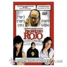 Cinéma: PROMEDIO ROJO DVD EDICIÓN VIDEO CLUB. Lote 52577494