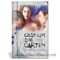 Cine: CASTILLOS DE CARTON DVD . Lote 52577571