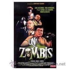 Cinéma: UNA DE ZOMBIS DVD . Lote 52578401