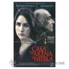 Cine: CASA DE ARENA Y NIEBLA DVD . Lote 52578558
