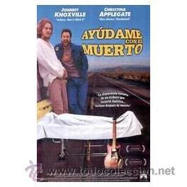 AYUDAME CON EL MUERTO DVD (Cine - Películas - DVD)