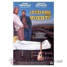 Cine: AYUDAME CON EL MUERTO DVD . Lote 98342476