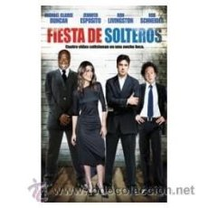 Cine: FIESTA DE SOLTERO DVD . Lote 52578946