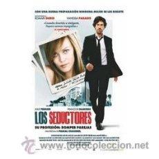 Cinéma: LOS SEDUCTORES DVD . Lote 52579083