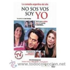 Cine: NO SOS VOS SOY YO DVD . Lote 149643010