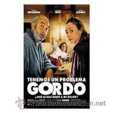 Cinéma: TENEMOS UN PROBLEMA GORDO DVD . Lote 52579324