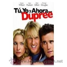 Cine: TU YO Y AHORA DUPREE DVD . Lote 52579360