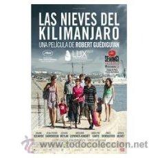Cine: LAS NIEVES DEL KILIMANJARO DVD . Lote 52580114
