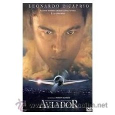EL AVIADOR DVD