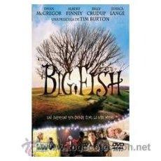 Cine: BIG FISH DVD . Lote 52580183