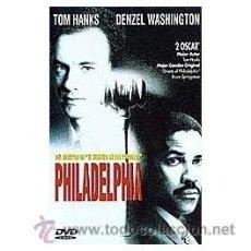 Cine: PHILADELPHIA DVD . Lote 52580225