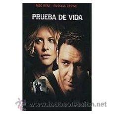Cine: PRUEBA DE VIDA DVD . Lote 52580540