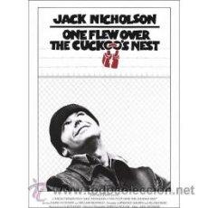 Cine: ALGUIEN VOLO SOBRE EL NIDO DEL CUCO DVD. Lote 52581188