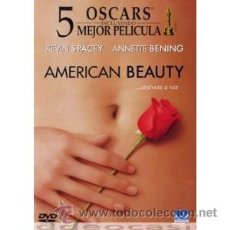 Cine: AMERICAN BEAUTY DVD . Lote 52581373