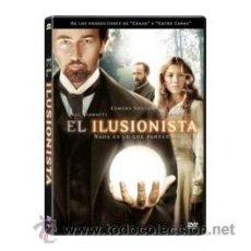 Cine: EL ILUSIONISTA DVD . Lote 52581845