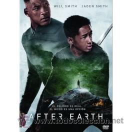 AFTER EARTH DVD (Cine - Películas - DVD)