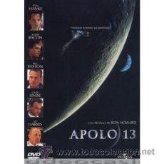 Cine: APOLO 13 DVD . Lote 52582091