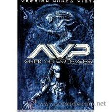 Cine: ALIEN VS PREDATOR DVD . Lote 52582126