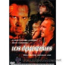 Cine: LOS INMORTALES DVD . Lote 52582134