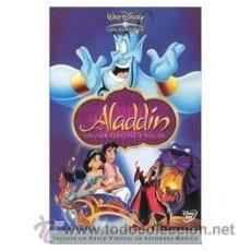 Cine: ALADDIN DVD (SOLO DISCO 1). Lote 52582323