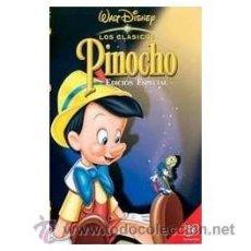 Cine: PINOCHO DVD . Lote 52582373