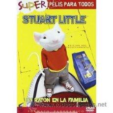 Cine: STUART LITTLE DVD . Lote 52583109