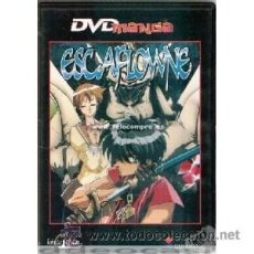 Cine: DVD MANGA ESCAFLOWNE DVD . Lote 52583161