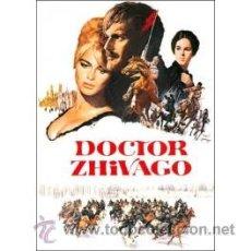 Cine: DOCTOR ZHIVAGO DVD. Lote 52583200