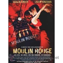 Moulin Rouge Dvd Kaufen Filme Auf Dvd In Todocoleccion 52583290