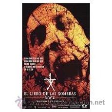 Cine: EL LIBRO DE LAS SOMBRAS DVD . Lote 52583634